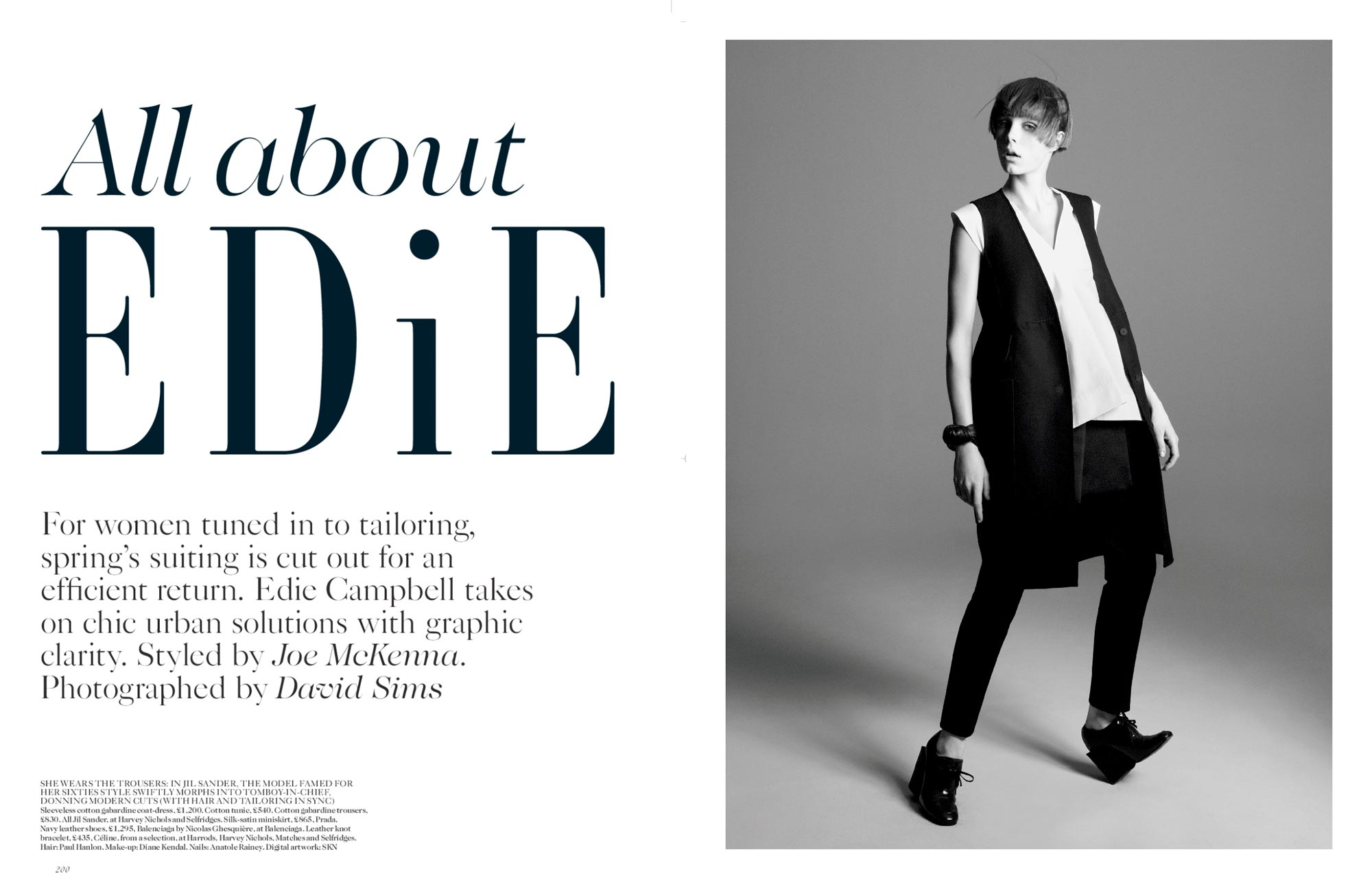 All about Edie - David Sims
